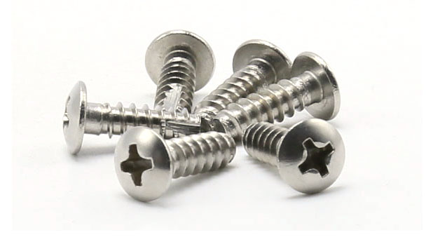 Phillips Truss Head Self Tapping Screws