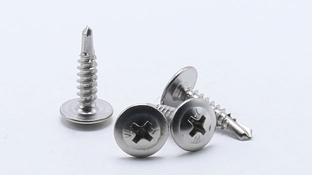 Phillips Wafer Head Self Drilling Screws