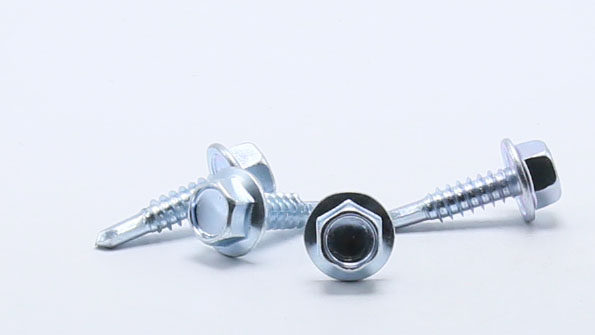 6*25mm Hex Washer Head Self Drilling Screw