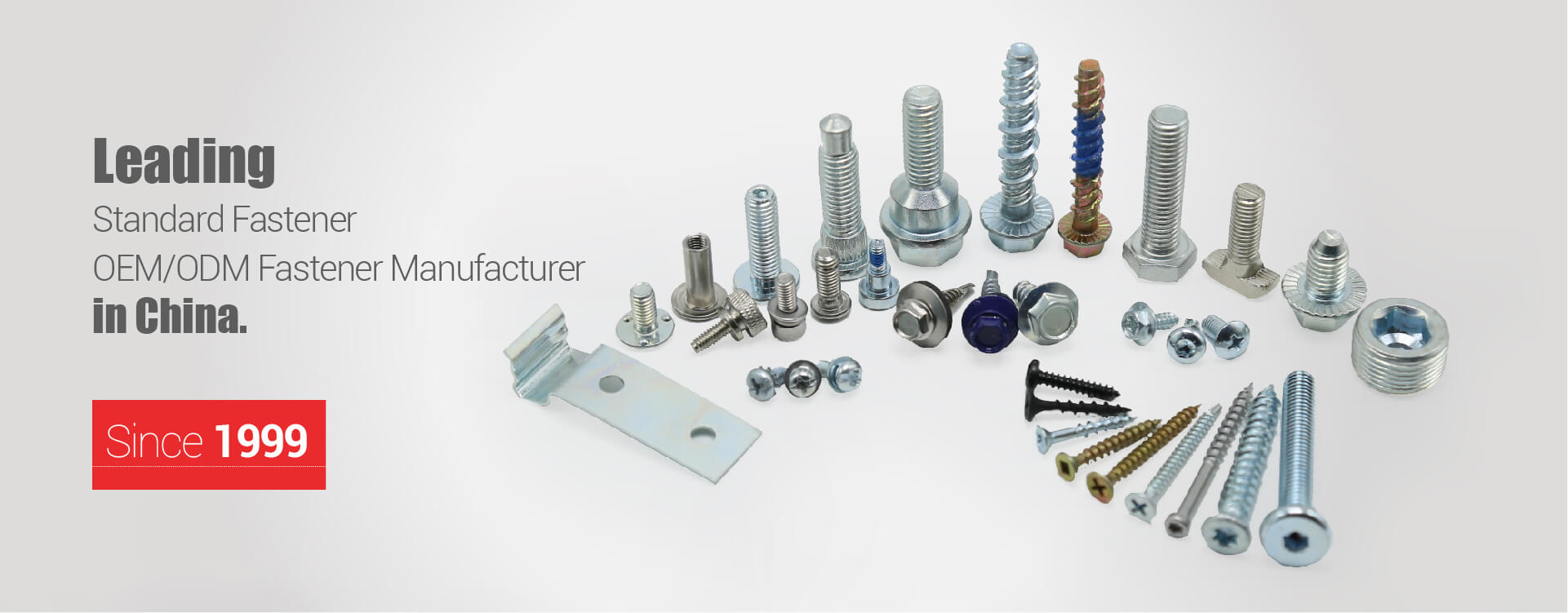 Leading Standard Fastener & OEM/ODM Fastener Manufacturer in China. Since 1999 - OuKaiLuo
